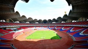 Which is the largest football stadium in the world?