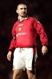 How many different clubs did Eric Cantona play for?