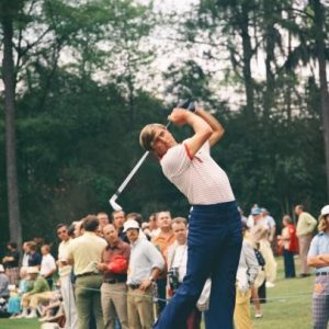 Which golfer shot the highest single round score in PGA history?