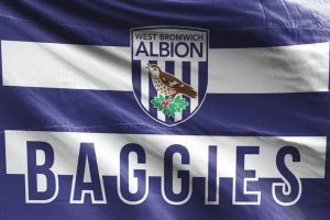 Why is West Bromwich Albion nicknamed 'The Baggies'?