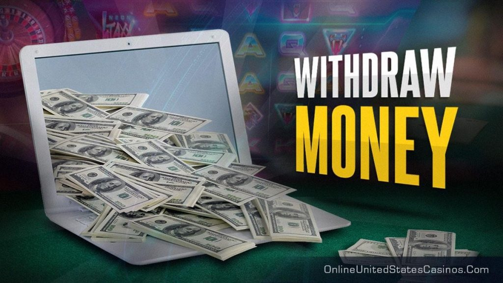 How to Withdraw Money from Online Gambling Sites?