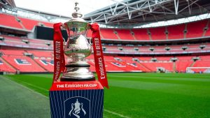 How much is the FA Cup Trophy worth?